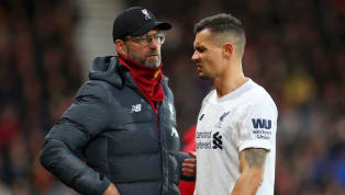 Jurgen Klopp is reported to be 'happy' to keep Dejan Lovren at Liverpool until the end of his contract, but the club are yet to open talks with the Croatian...