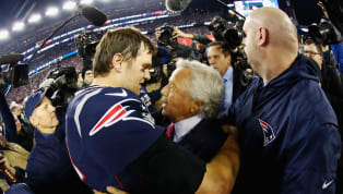 You'll never guess who Robert Kraft thinks is the greatest football player of all time. Yup, it'shis quarterback, who has led the Pats to five Super Bowl...