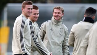 Manchester United to Scout 6 Ajax Stars During Champions League Match Against Bayern Munich