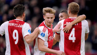 Ronald de Boer Urges Ajax Duo to Sign for Barcelona or Man City Amid Tottenham & Juventus Interest