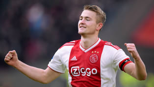 Ajax Starlet Matthijs de Ligt Scoops Golden Boy Prize Amid Interest From Barcelona & Man City