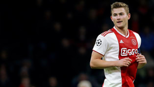 Barcelona Set to Lose Out to Juventus in Race to Sign Dutch Sensation Matthijs De Ligt