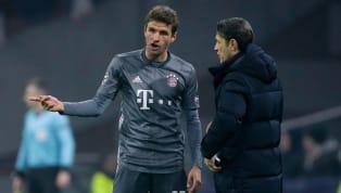 Der verzwickten Situation bei Bayern München zwischen Trainer Niko Kovac und Vereins-Ikone Thomas Müller scheint zunächst keine Entlastung bevorzustehen....