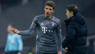 Seit knapp vier Monaten ist Hansi Flick interimsweise der neue Cheftrainer desFC Bayern München. Jetzt sprach Bayern-UrgesteinThomas Müllerüber Flicks...