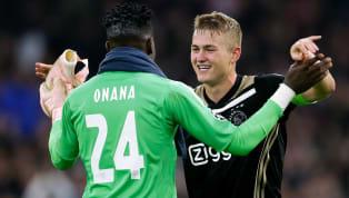 Ajax goalkeeperAndré Onana has revealed thatMatthijs de Ligt wants to follow in the footsteps of midfielder Frenkie de Jong by joining Barcelona this...