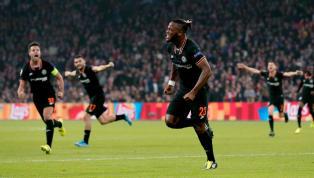 Chelsea meraih kemenangan tipis 1-0 atas Ajax Amsterdam dalam lanjutan laga ketiga grup H Champions League di Amsterdam ArenA, Kamis (24/10) dini hari WIB....