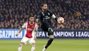 Real Madridsukses meraih kemenangan penting saat bertandang ke Johan Cruijff Arena, markas Ajax Amsterdam dalam pertandingan leg pertama babak 16...