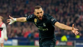 ersy Real Madrid will take an aggregate advantage back to the Santiago Bernabeu, after downing Ajax 2-1 in a match where they struggled for large parts and...