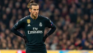 Aufgrund seines Jubels nach seinem Treffer im Derby zwischenReal Madridund Atletico könnteGareth Balefür bis zu zwölf Spiele in La Liga gesperrt...