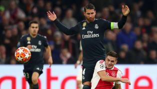 Sergio Ramosist von der UEFA für seine Gelbe Karte im Achtelfinal-Hinspiel der Champions League gegen Ajax Amsterdam angeklagt worden. Der Kapitän...