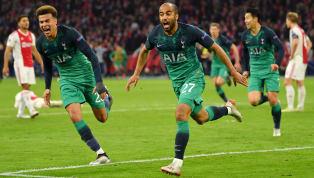 Au bout du suspens, c'est finalement les Spurs qui iront disputer la finale de la Ligue des Champions face à Liverpool. L'hymne de laLigue des Champions...