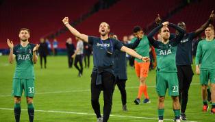 Tottenham Hotspur dipastikan akan menghadapi Liverpool dalam babak final Champions League 2018/19 setelah berhasil meraih kemenangan atas Ajax dalam laga leg...