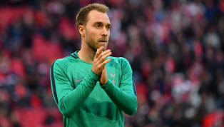 Tottenham midfielder Christian Eriksen rejected the opportunity to comment further on his future while on international duty with Denmark after he previously...