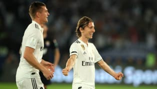 ​Real Madrid midfielder Luka Modrić has claimed that he should take more shots on goal, after scoring the opening goal in his side's 4-1 Club World Cup Final...
