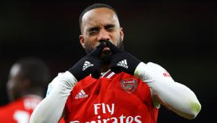 Décisif contre Newcastle (4-0) dimanche, l'attaquant d'Arsenal Alexandre Lacazette avait pourtant démarré sur le banc de touche. Une décision prise par son...