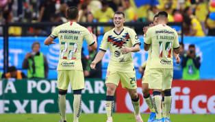 Federico Viñas, una de las últimas contrataciones delAmérica, tuvo un debut de ensueño, pues solamente le tomó 24 segundos en el terreno de juego para...