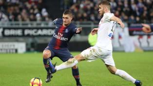 Sorti sur blessure lors de la large victoire duPSGface à l'EA Guingamp (9-0), Marco Verratti souffre d'une entorse à la cheville gauche, comme l'a révélé...