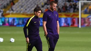 ​Tottenham midfielders Eric Dier and Harry Winks have handed manager Mauricio Pochettino a boost ahead of their crucial Champions League clash against...