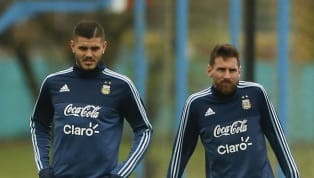इंटर मिलान के अर्जेंटीनी कैप्टन माउरो इकार्डी को उम्मीद है कि अगले साल होने वाले कोपा अमेरिका के लिए उनके हमवतन लियोनल मेसी अर्जेंटीना की टीम में वापसी...