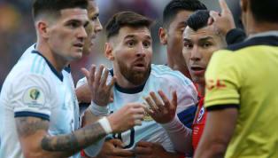 LĐBĐ Nam Mỹ (CONMEBOL) mới đây đã công bố án phạt chính thức dành choLionel Messi. 🚨 BREAKING: @CONMEBOL has officially suspended Lionel Messi for his...