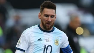 Lionel Messi needed to be restrained and escorted away by security after getting into an altercation with an unknown stranger during his pre-season party in...