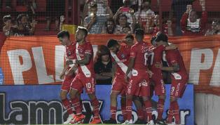 Argentinos Juniorsse irá a las vacaciones siendo el único puntero de laSuperliga 2019/20:si bienRiver Plateadeuda una fecha y lo puede alcanzar en lo...