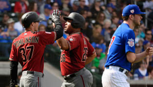 The Diamondbacks head to Wrigley Field to take on the Chicago Cubs in a National League showdown that features two teams hovering around the .500 mark...
