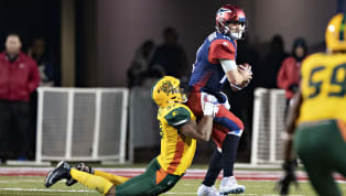 The Christian Hackenberg revival in the AAF has come to an end after Hackenberg was benched by the Memphis Express in Saturday night's 21-17 loss to the...