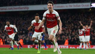 Arsenalcame up with an outstanding display as theyran out comfortable 2-0 winners over Chelseaat the Emirates Stadium. Goals from Laurent Koscielny and...