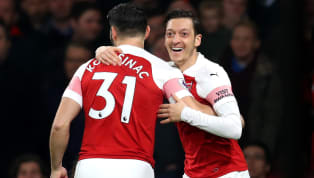 erns Unai Emery has been boosted by the return to training of Mesut Ozil and Sead Kolasinac, after the pair were left out of the Gunners' squad on the grounds...