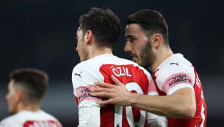dent Arsenal players Mesut Ozil and Sead Kolasinac have returned to training after being involved in a car-jacking incident prior to the start of the 2019/20...