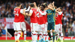 Arsenal play hosts to Nottingham Forest at the Emirates Stadium in the third round game of the Carabao Cup. The Gunners completed a stunning comeback win...