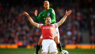 Arsenal played hosts to Brighton and Hove Albion at the Emirates Stadium and could only manage a 1-1 draw. The Gunners are almost out of the race to finish in...