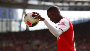 Alors qu'il a vécu ses grands débuts sous les couleurs d'Arsenalà l'Emirates Stadium, Nicolas Pépé a été félicité par Unai Emery après ses 45 minutes...