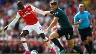 Pour sa première à l'Emirates Stadium, Nicolas Pépé a régalé sur le terrain face à Burnley (2-1)au sortir de la deuxième période. Recrue phare du mercato...
