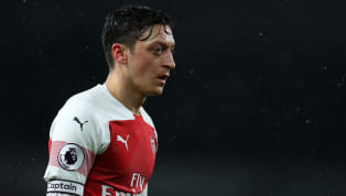 Mesut Ozil has dropped a cryptic hint on Twitter that he will stay put and fight for his place at Arsenal under Unai Emery - by quoting club legend Dennis...