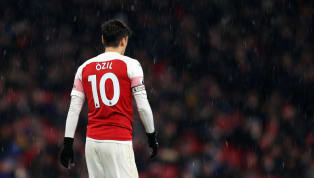 Unai Emery insists that he hasn't made a decision over Mesut Özil's place in Arsenal's starting lineup for when they face Tottenham in the north London derby...