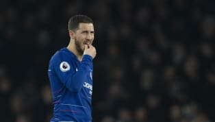 ​Eden Hazard has admitted to 'frustrating' all the managers in his career with his goalscoring exploits, or lack thereof, including current boss Maurizio...