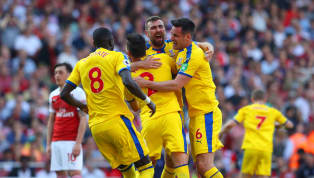 ners Crystal Palace capitalised on some sloppy defending from Arsenal to punish the Gunners with a stunning 3-2 victory at the Emirates in a thrilling Premier...