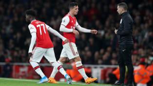 Arsenal-Kapitän Granit Xhaka hat sich erstmals nach dem Vorfall beim 2:2-Remis gegen Crystal Palace zu Wort gemeldet. Der Schweizer wurde bei seiner...