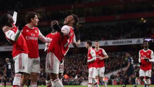 การแข่งขันฟุตบอลพรีเมียร์ลีกอังกฤษ 2019/20วันแข่งขันวันอาทิตย์ที่ 23 กุมภาพันธ์ 2020เวลาแข่งขัน23.30 น. ตามเวลาประเทศไทยผลการแข่งขันอาร์เซนอล 3-2...
