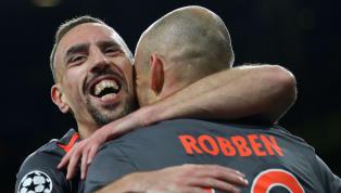 Ilest des duos qui resteront à jamais gravés dans les mémoires collectives.Après 10 ans sous les couleurs du Bayern, le duo infernal formé d'Arjen Robben...