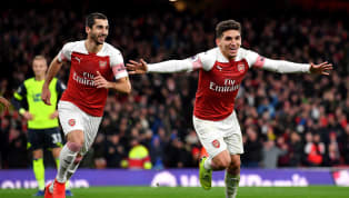 iers A late goal from Lucas Torreira gave Arsenal a vital three points, as they beat Huddersfield Town 1-0 at the Emirates. Alexandre Lacazette had a goal...