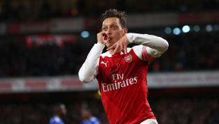 ​Arsenal manager Unai Emery revealed he expects Mesut Ozil to show the desire and commitment he showed in their victory over Leicester, regardless of whether...