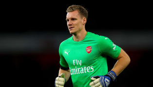 "Arsenal goalkeeper Bernd ​Leno has admitted that ""nobody feels safe"" in the battle to be the club's number one shot-stopper, following his side's 1-1 draw..."