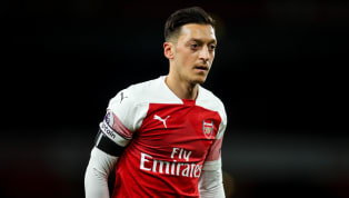 ​Arsenal head coach Unai Emery has provided a fitness update on midfielder Mesut Ozil ahead of their FA Cup third round clash with Blackpool at Bloomfield...