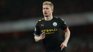 ​Manchester City midfielder Kevin De Bruyne has explained that Arsenal are easy to play against because the Gunners' attackers don't do enough to help the...