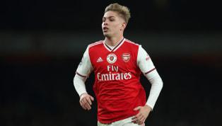 DerFC Arsenalhat den Ex-LeipzigerEmile Smith Rowe bis Saisonende an Premier-League-Absteiger Huddersfield Town verliehen. Das gaben beide Klubs am...