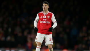 Performa yang ditunjukkan oleh Gabriel Martinelli dengan Arsenal sepanjang musim 2019/20 membuat pemain yang berposisi sebagai penyerang itu mendapatkan...