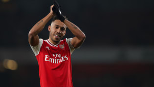 """Arsenal striker Pierre-Emerick Aubameyang has reiterated his desire to bring the Gunners """"back to the top"""" ahead of Arsenal's FA Cup third round tie against..."""